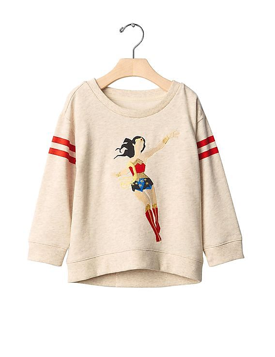 7c5c21d3b Buy Toddler Girl Toddler Girl Junk Food Wonder Woman Pullover ...
