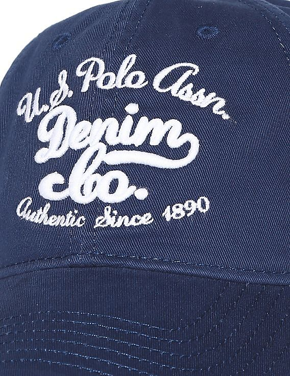 40f67ea10 Buy Men Embroidered Logo Cotton Cap online at NNNOW.com