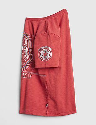 GAP Boys Star Wars™ Short Sleeve T-Shirt
