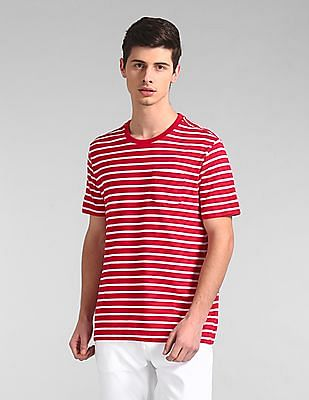 6efedb28e006 Buy Men 000000044075812300 Easy Red Mens T-Shirt online at ...