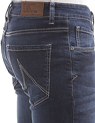 Arrow Slim Fit Stone Wash Jeans