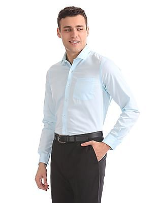 Arrow Slim Fit Full Sleeve Shirt