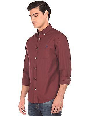 Aeropostale Button Down Oxford Shirt