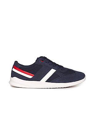 Aeropostale Solid Cap Toe Sneakers