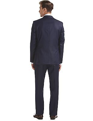 Arrow Regular Fit Patterned Suit
