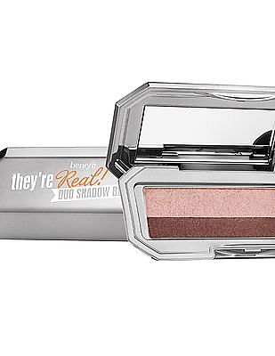 Benefit Cosmetics They're Real Duo Eye Shadow Blender - Naughty Neutral
