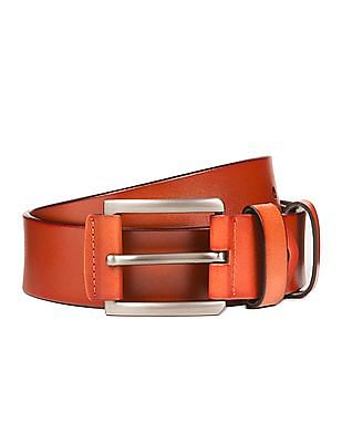 Cherokee Solid Leather Belt