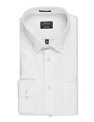 Arrow Newyork Slim Fit Dobby Shirt