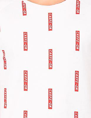 Colt Raglan Sleeve Printed T-Shirt