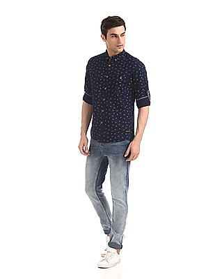 Cherokee Skinny Fit Faded Jeans