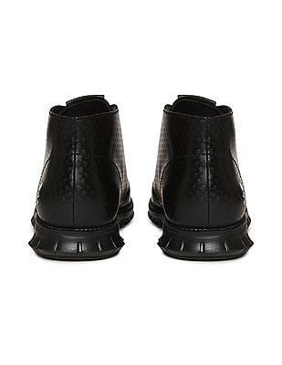 Cole Haan Zerogrand Leather Chukka Boots
