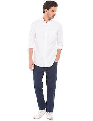 Gant Solid Regular Fit Shirt