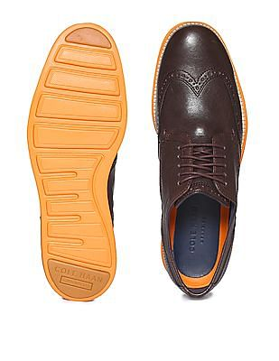 Cole Haan OriginalGrand Knit Wingtip Oxford Shoes