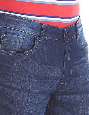 Newport Slim Fit Low Rise Jeans