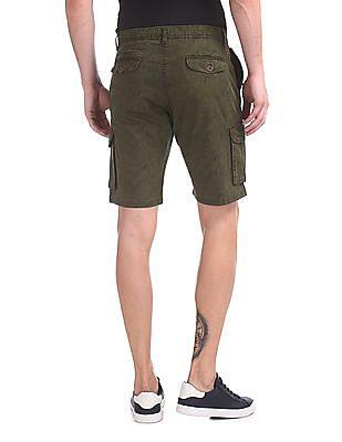 Cherokee Slim Fit Cargo Shorts