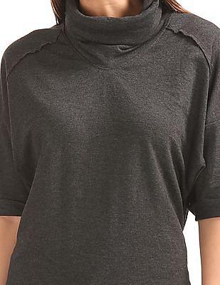 SUGR Turtleneck Active Sweatshirt