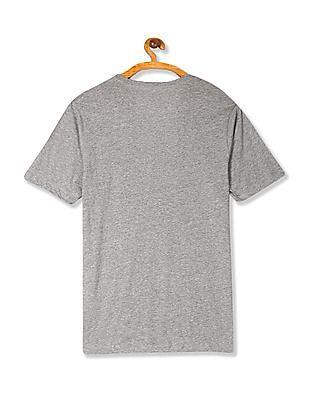 Colt Grey Heathered Short Sleeve T-Shirt