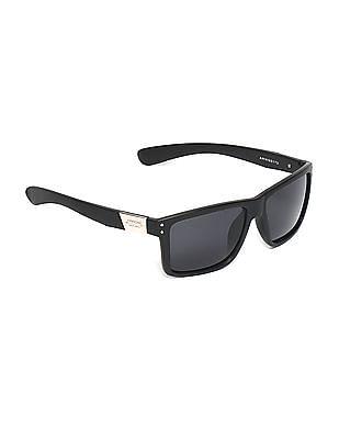 Arrow Polarized Lens Rectangular Frame Sunglasses