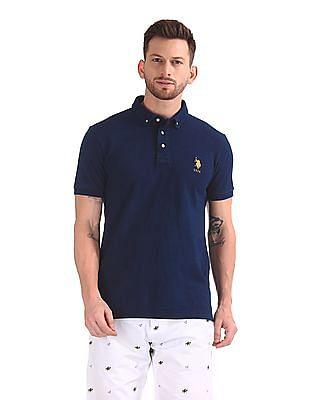 c101a2e22 Buy Mens USTS6045 Deep Indigo Mens T-Shirt online at NNNOW.com