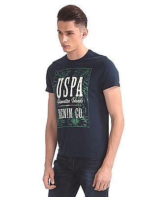 U.S. Polo Assn. Denim Co. Standard Fit Printed Shirt