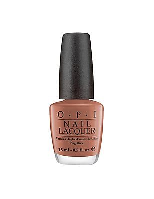 O.P.I Nail Lacquer - Barefoot in Barcelona