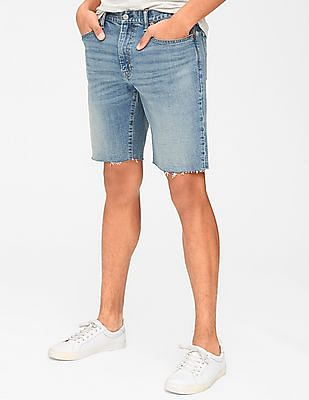 "GAP 10"" Denim Shorts In Slim Fit With GapFlex"