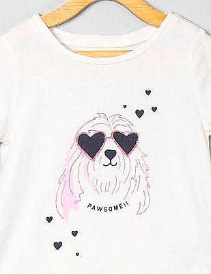 GAP Baby Graphic Print T-Shirt