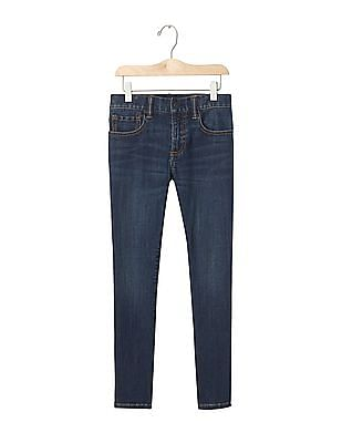 GAP Boys 1969 High Stretch Skinny Jeans