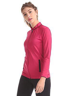 SUGR Stand Collar Active Sweatshirt
