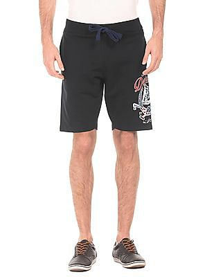 U.S. Polo Assn. Denim Co. Regular Fit Knit Shorts