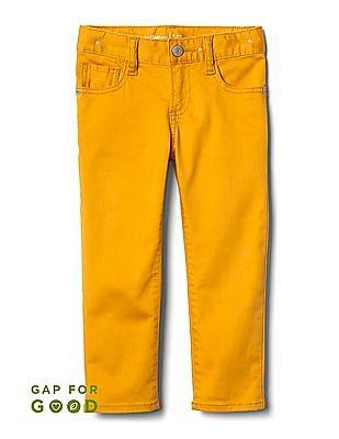 GAP Toddler Boy High Stretch Slim Jeans