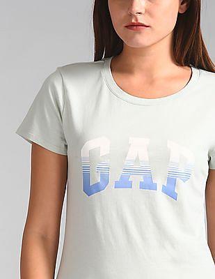 GAP Short Sleeve Grad Logo Tee