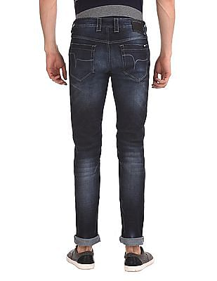 Flying Machine Jackson Skinny Fit Faded Jeans