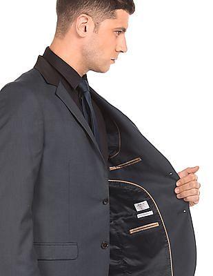 Arrow Regular Fit Single Breasted Suit