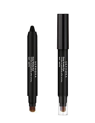Sephora Collection Easy Smoky Eye - 01 Pitch Black