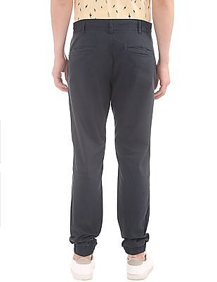 Cherokee Flat Front Woven Joggers