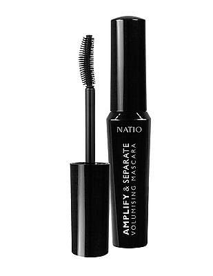 NATIO Amplify & Separate Volumising Mascara - Black