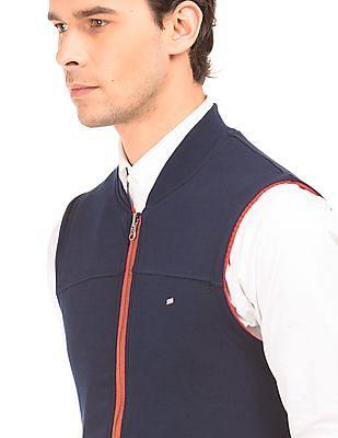 Arrow Sports Sleeveless Reversible Sweatshirt