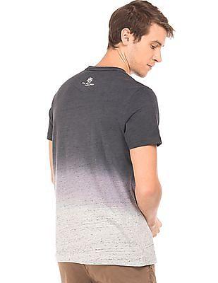 U.S. Polo Assn. Denim Co. Ombre Dyed Cotton T-Shirt