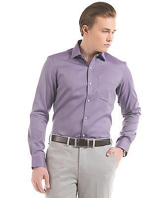 Arrow Slim Fit Long Sleeve Shirt