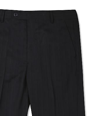 Arrow Tapered Fit Striped Trousers