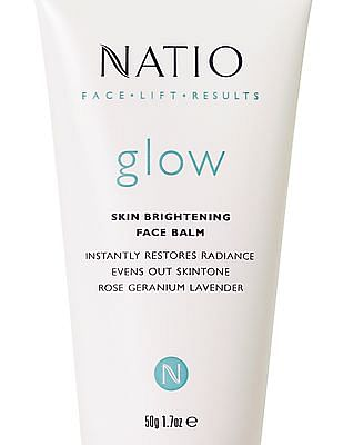 NATIO Glow Skin Brightening Face Balm