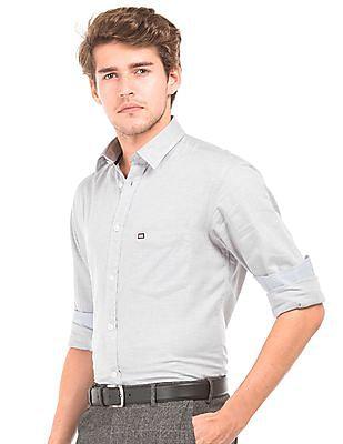 Arrow Sports Patterned Regular Fit Shirt