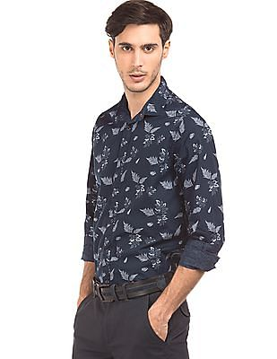 Cherokee Reversible Printed Shirt