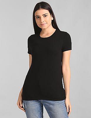 GAP Short Sleeve Vintage Crew Neck T-Shirt