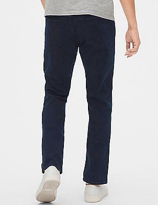 GAP Blue Soft Wear Slim Jeans With GapFlex