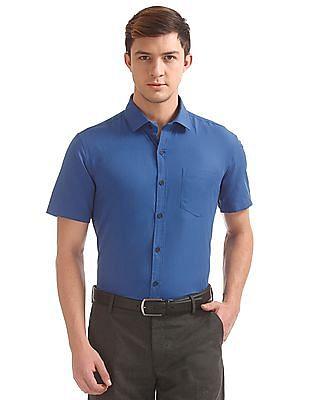 Excalibur Solid Short Sleeve Shirt