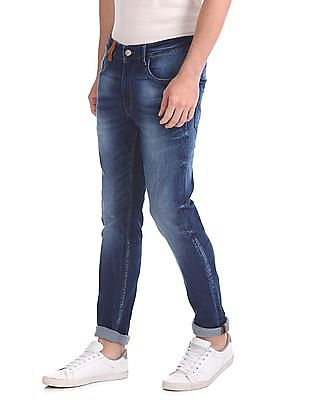 U.S. Polo Assn. Denim Co. Slim Tapered Fit Jeans