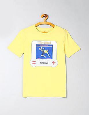 GAP Boys Graphic Short Sleeve T-Shirt