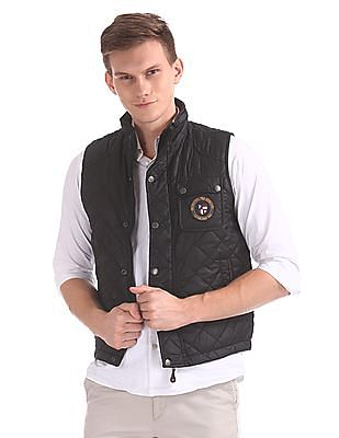 U.S. Polo Assn. Quilted Sleeveless Jacket